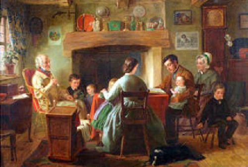 Family-Worship_John_Watkins_Chapman